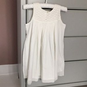 CYRILLUS embroidery summer dress 4 years